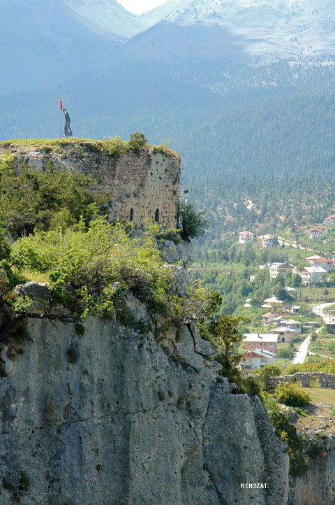 Chateau de Lampron Turquie Cilicie