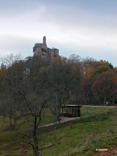 Fleckenstein Alsace