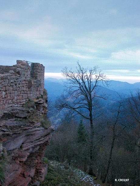 Wegelnburg Allemagne Palatinat