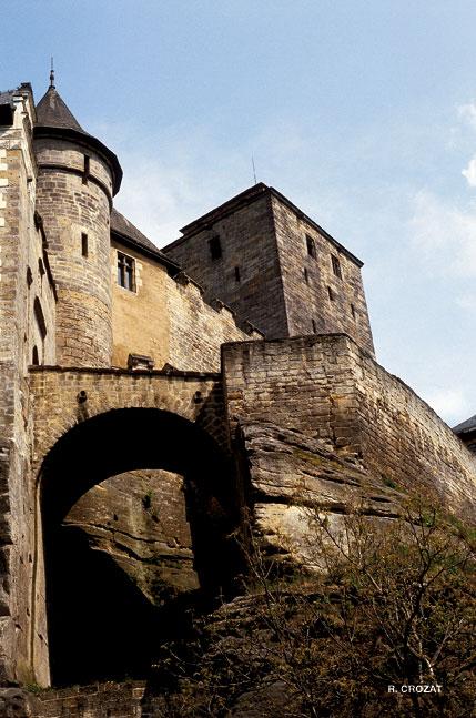Château de Kost Cesky-Raj Reptchèque