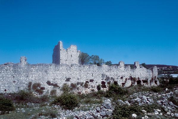 Château de Vrana,Croatie