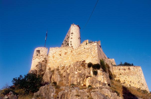 Klis, Split,Croatie