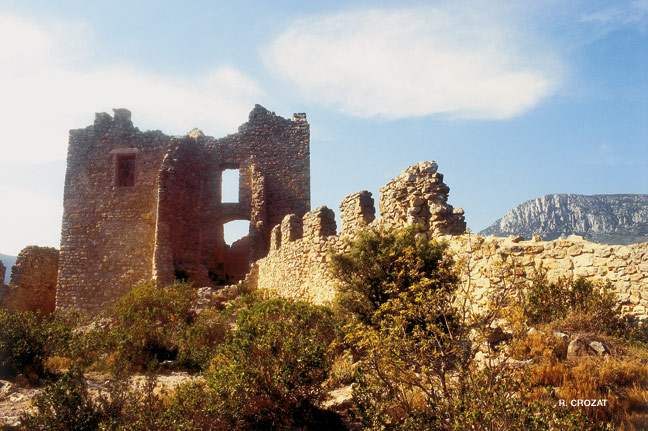 Chateau de Padern