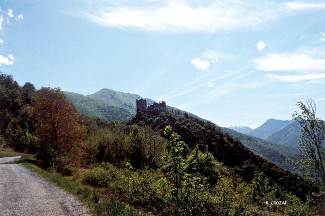 Chateau de Miglos Ariège