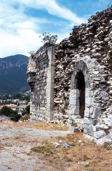 Chateau de Quillan