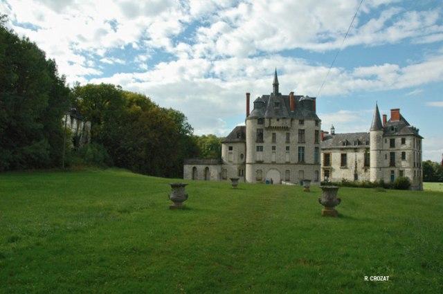 Château de Thugny trugny