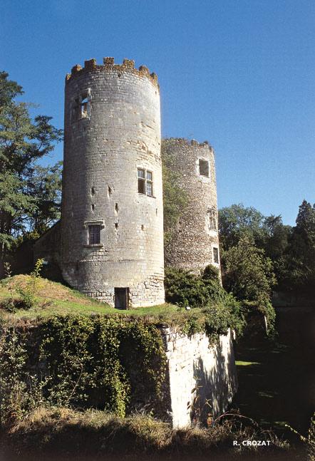 Château de Cinq Mars la Pile