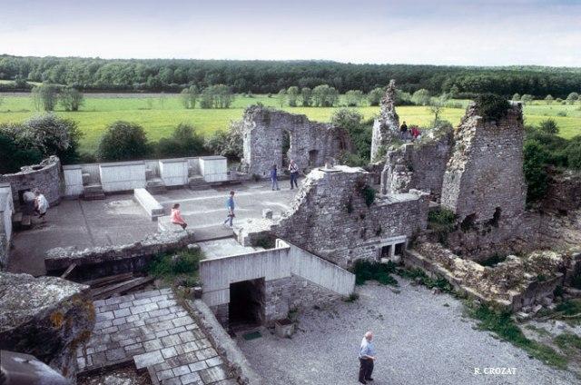 château de Fagnolles