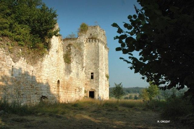 Château de Bruzac