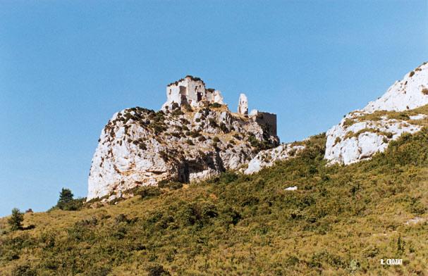 Castellas de Roquemartine