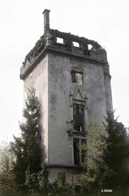 Château de Sainte Sixte