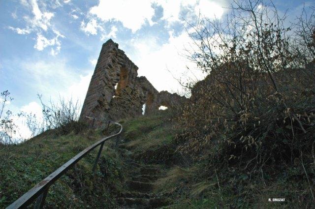 bilstein ruine