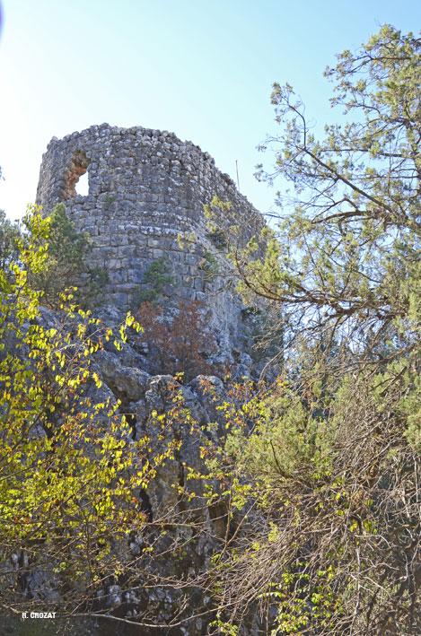 ruine-Hotalan-cilicie-R.-Crozat