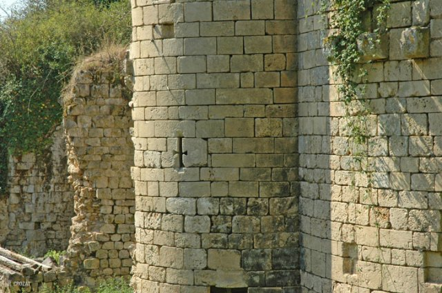 Ruine pranzac 1 R. Crozat